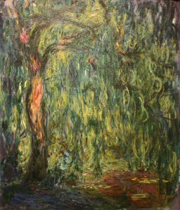 Claude_Monet_-_Weeping_Willow_(1918)