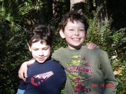 Joey and Sam