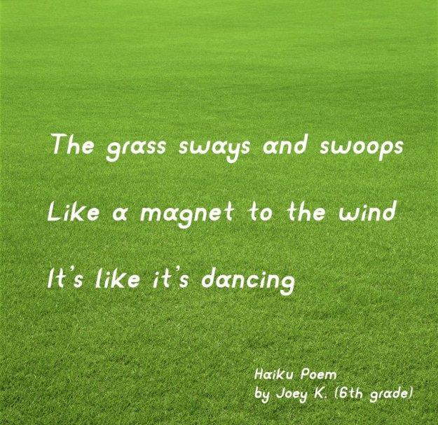 "Haiku, ""Grass"""