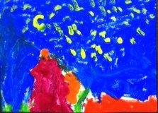 Starry Night by Sam