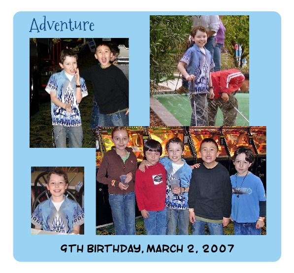 9th birthday